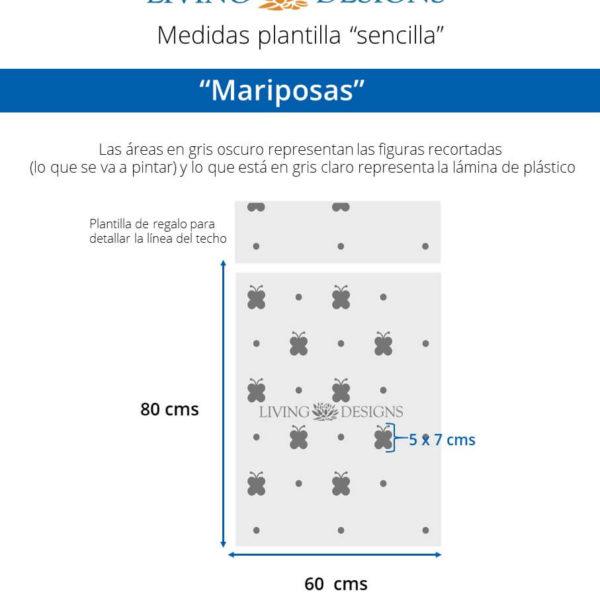 Medida Mariposas