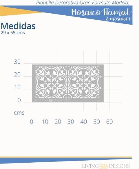 Mosaico Hamal 2