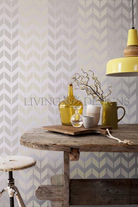 Plantilla decorativa stencil para el dise o de interiores - Pintura decorativa para paredes ...