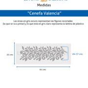 Cenefa Valencia