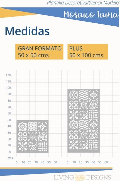 Mosaico Taina info