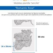 Medidas Romantic Rose (Small)