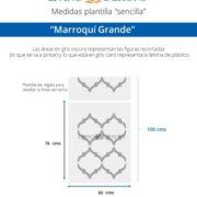 Medidas Marroqui Grande (Small)