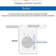 Medidas Balika (Small)