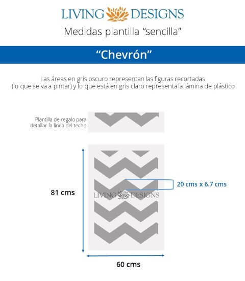 Medidas Chevron (Small)