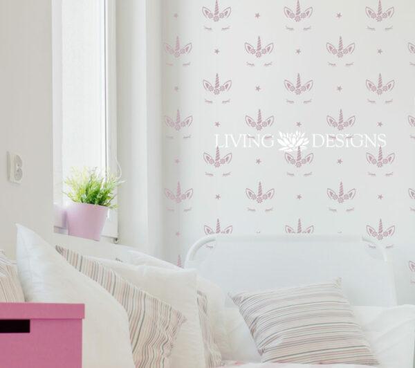 Plantilla Decorativa de gran formato