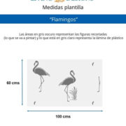 Medidas Flamingos (Small)