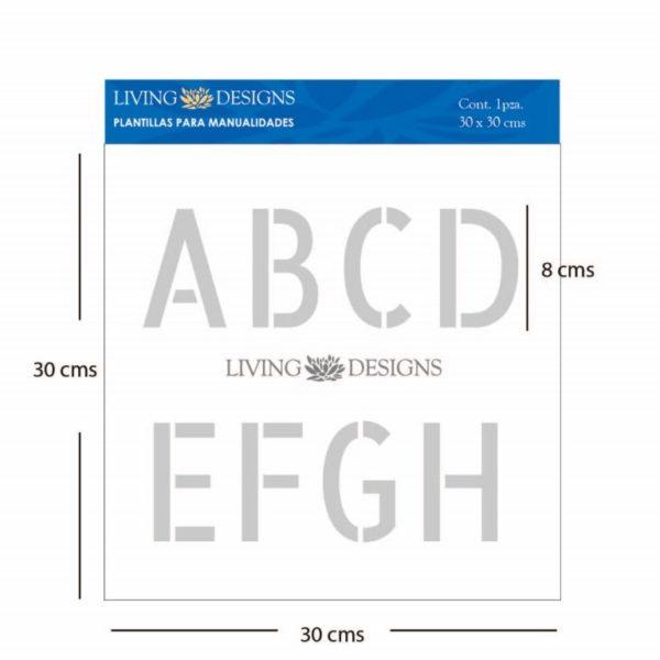1 ALFABETO 8CMS (Medium)-min